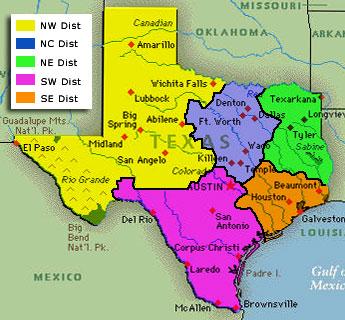 Garland Texas Map >> Texas Clogging Council Membership